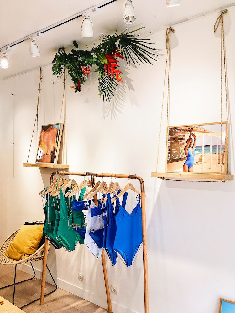 Pop up store ANJA Paris Batignolles