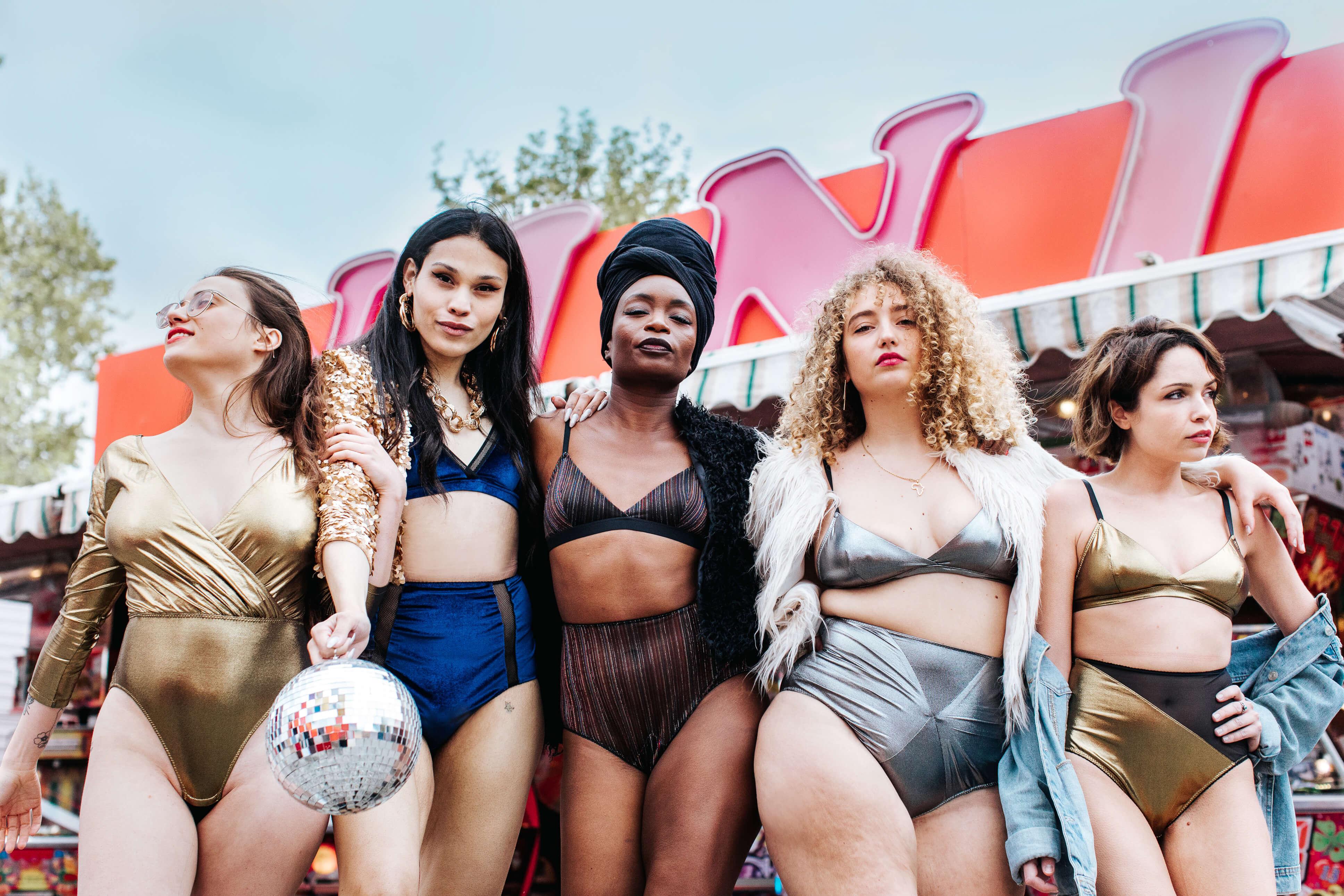 Culottes haut-de-gamme Superbe Paris