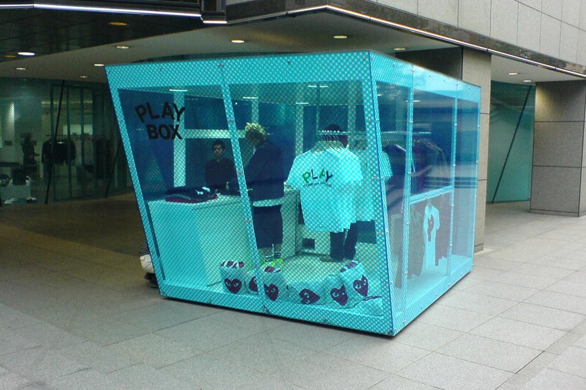 Comme des Garçons, Play Box Store, Tokyo