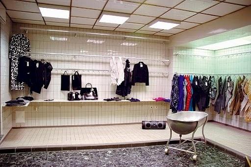 Pop up store Comme des Garçons Guerilla