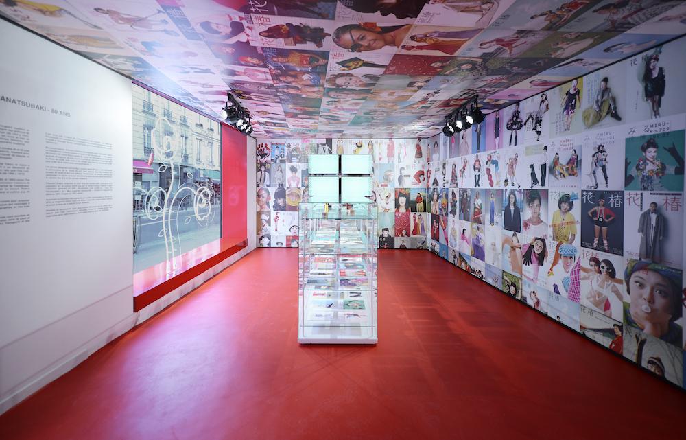 Boutique éphémère Shiseido