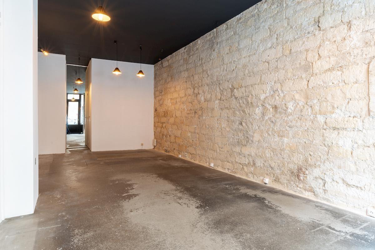 Boutique de 30m² au 15 rue Debelleyme, Marais, Paris