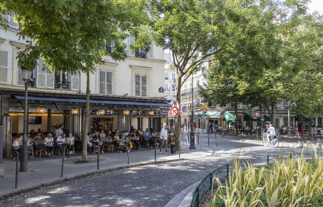 quartier des Batignolles ©Paris-info