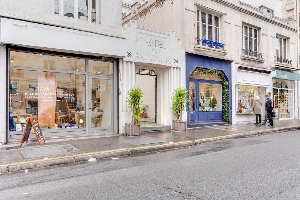 pop up store rue des batignolles paris