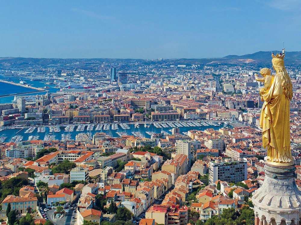 La ville de Marseille pour ouvrir un pop up store