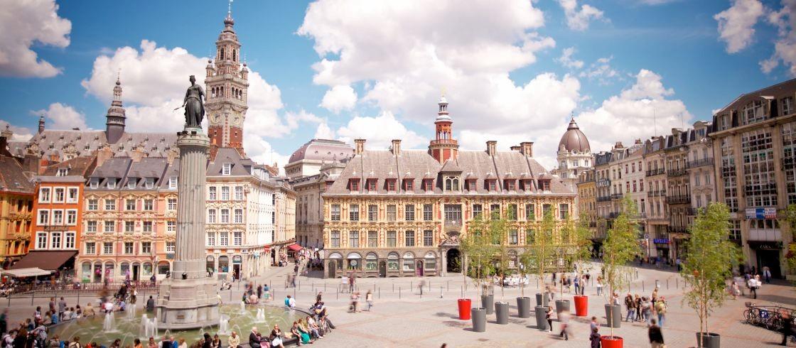 Ouvrir une boutique éphémère dans la ville de Lille