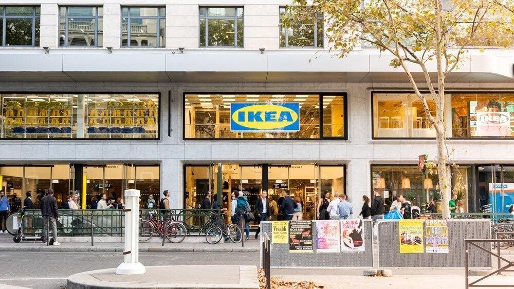 IKEA arrive dans les centres des grandes villes !