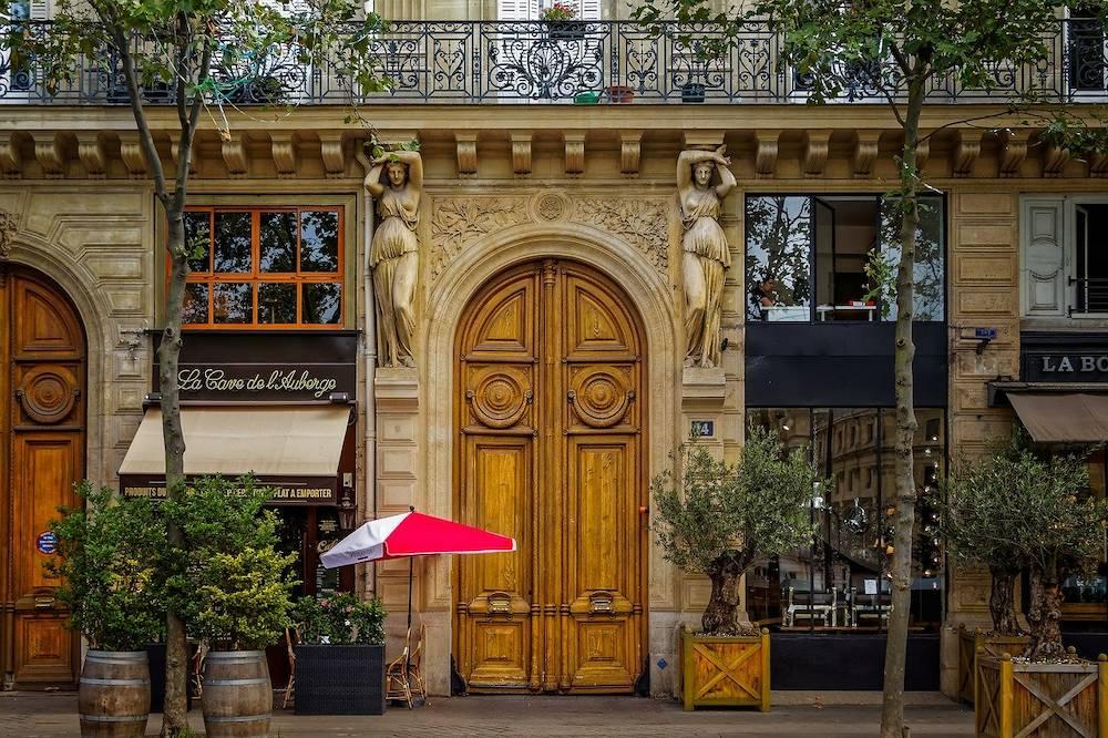 Saint Germain des Prés pour lancer son pop up store
