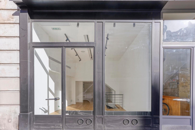 Pop-up store rental in Paris, Les Halles district