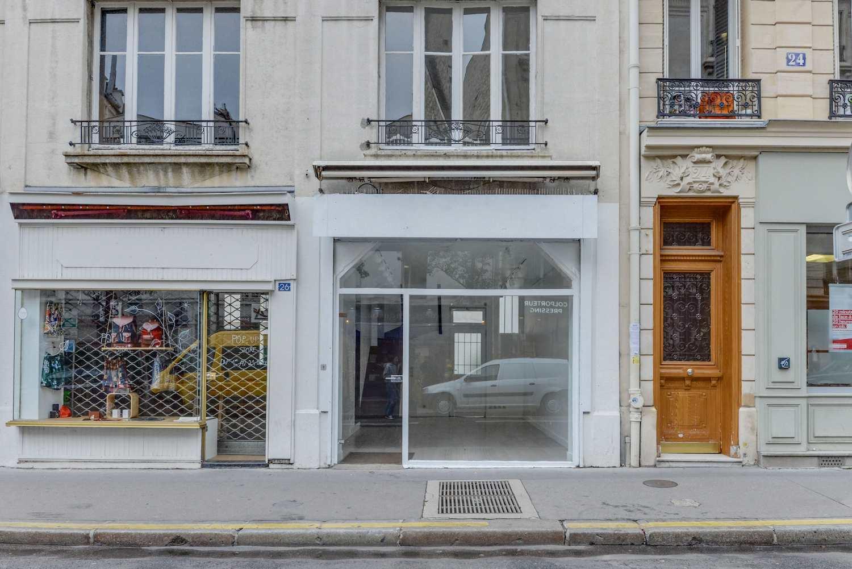 Pop-up shop rental in Paris, Batignolles