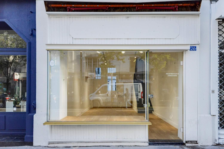 Rent a pop-up store in Paris, Batignolles