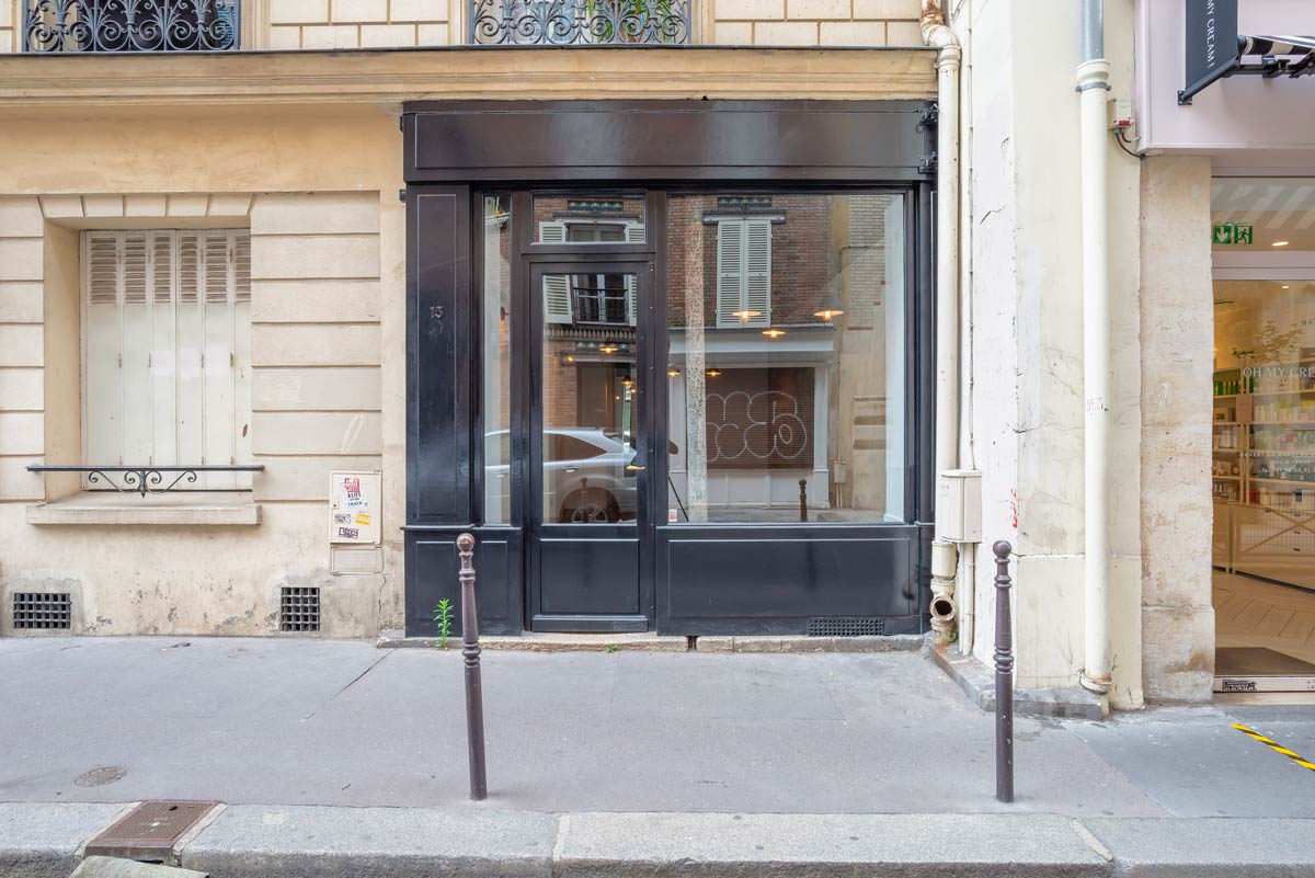 Pop up store to rent in the Marais, in Paris