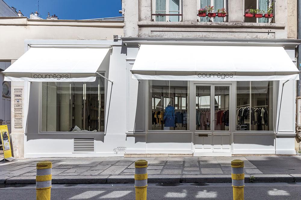 Pop-up store rental, heart of the Marais in Paris, Vieille du Temple