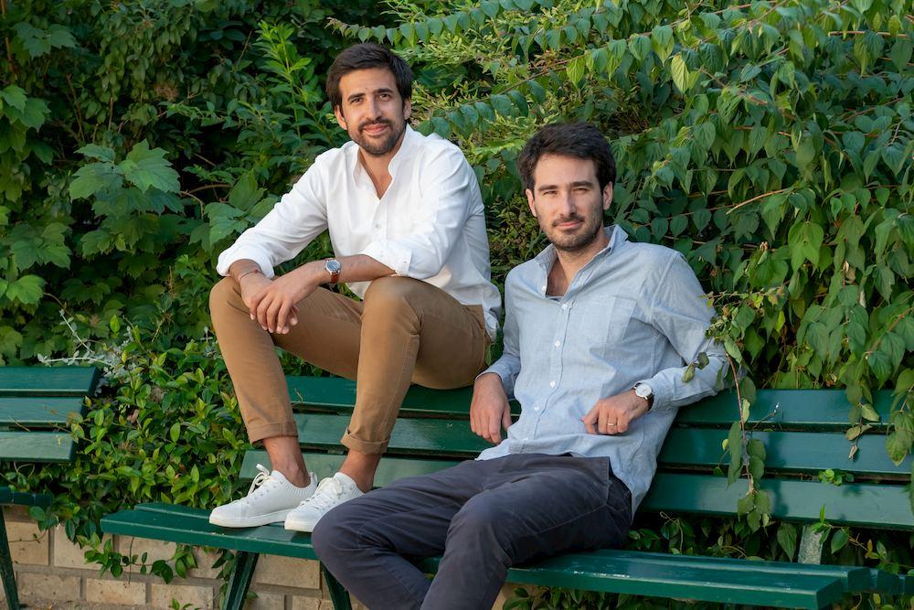 fondateurs Nestore Jérôme Sussfeld et Mathieu Grandjean