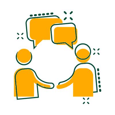 icône créer une expérience client