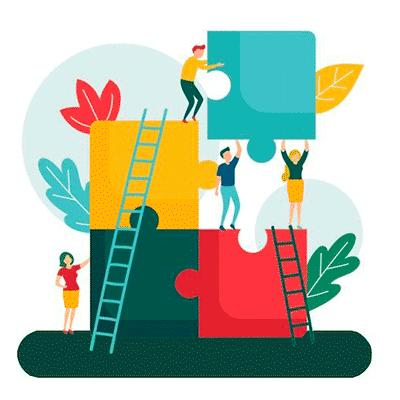 illustration construire la stratégie