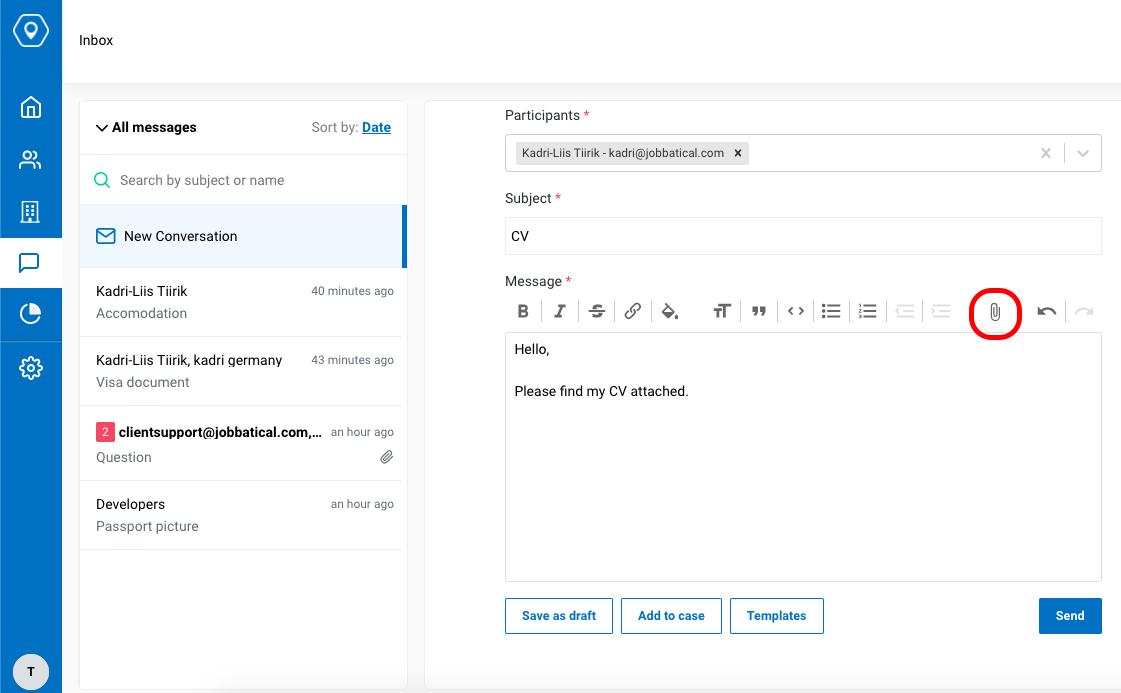3 - Screenshot - attach file