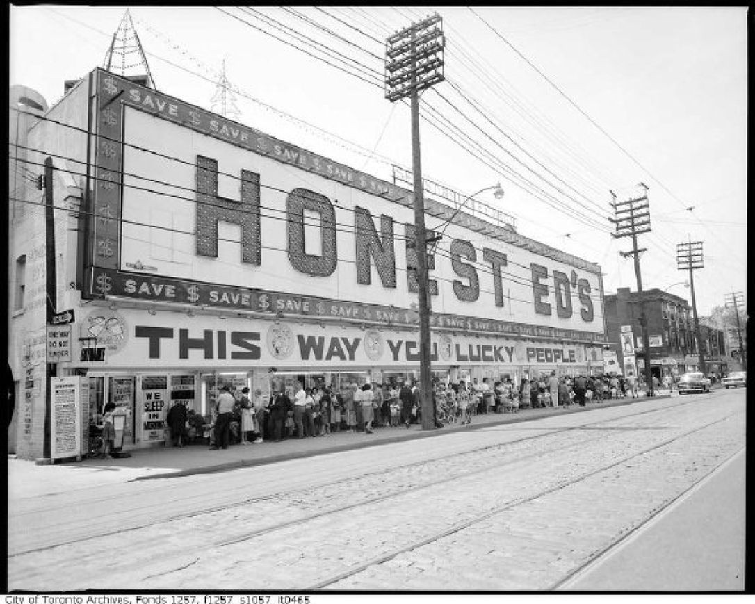 City of Toronto archives- 1957