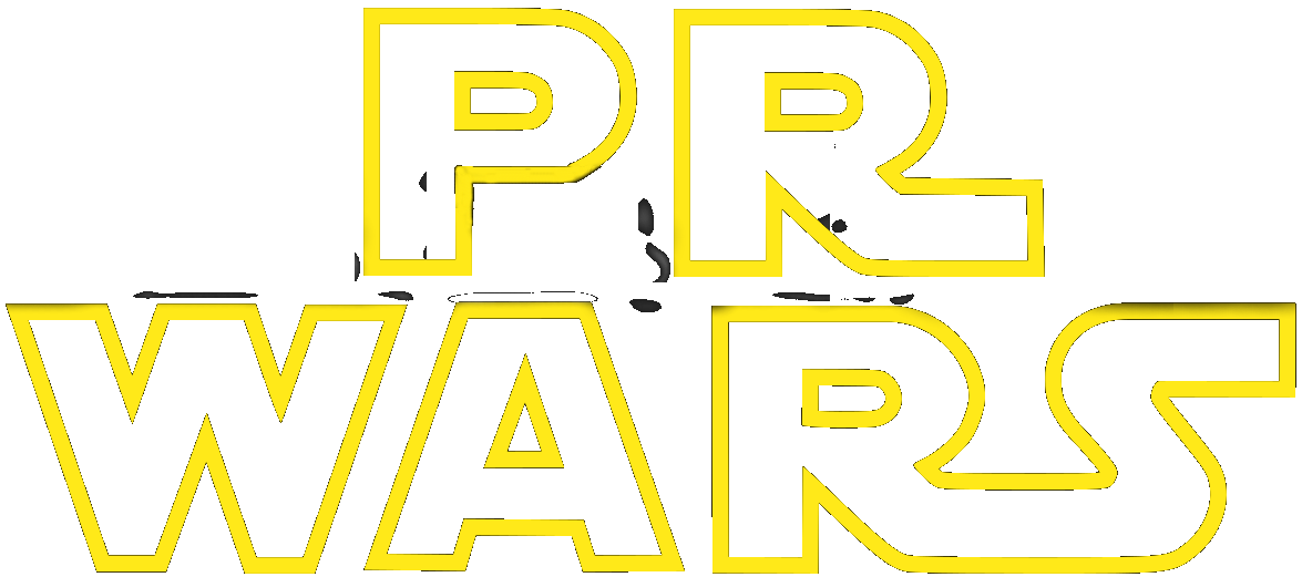 Pull request wars logo
