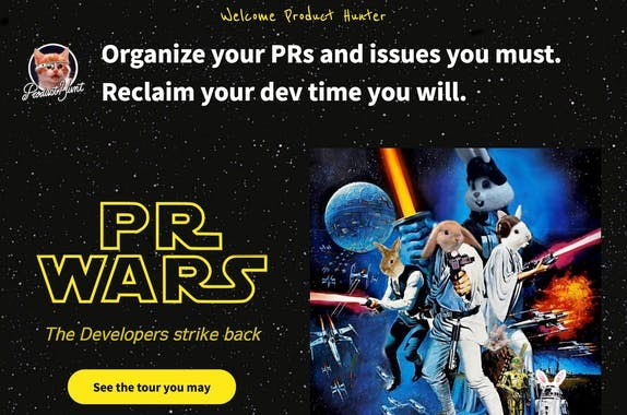 Pull requests wars