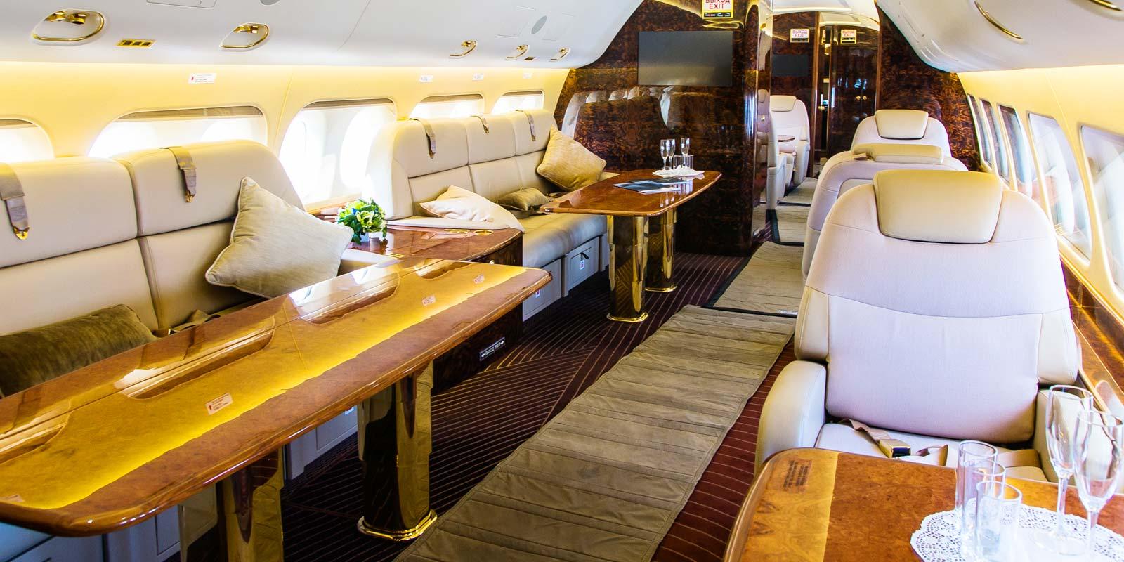 Book a Private Jet