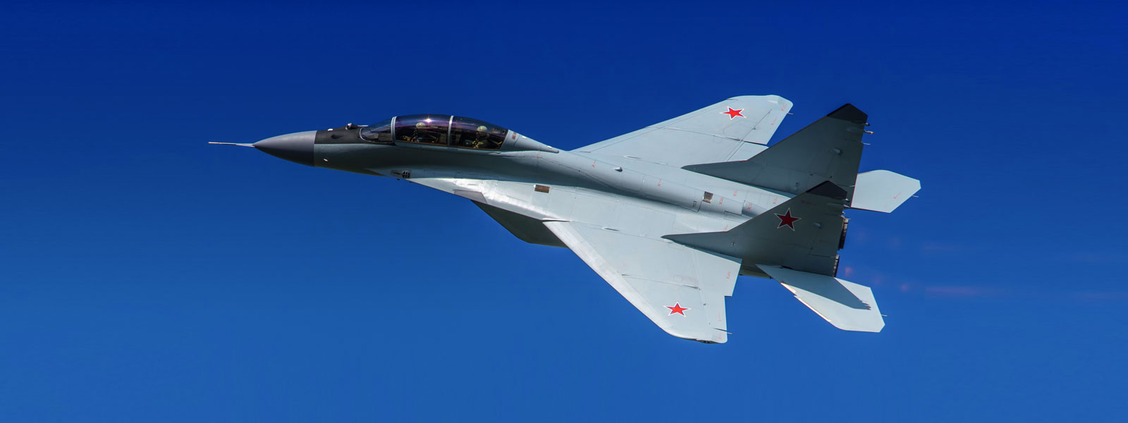 Fly in a Fighter Jet Russia