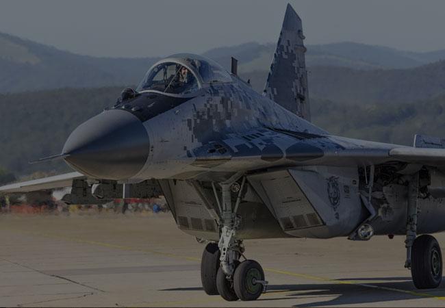 Fly a MiG-29 Fulcrum