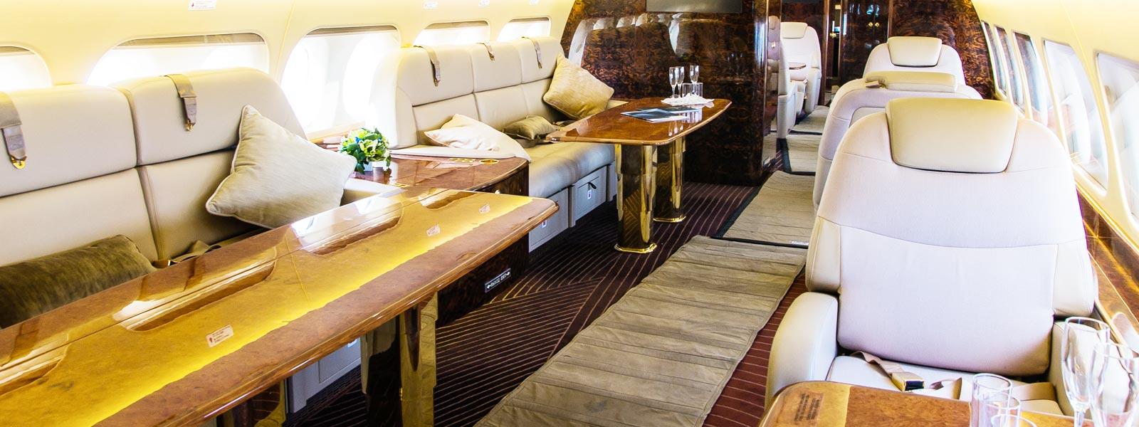 Business Jet Hire