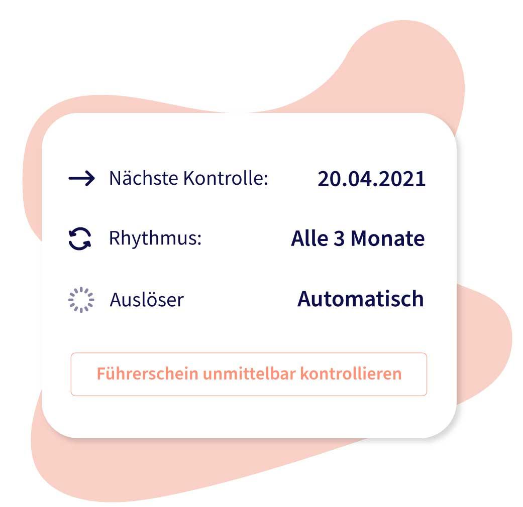 Urlaubsanträge per App