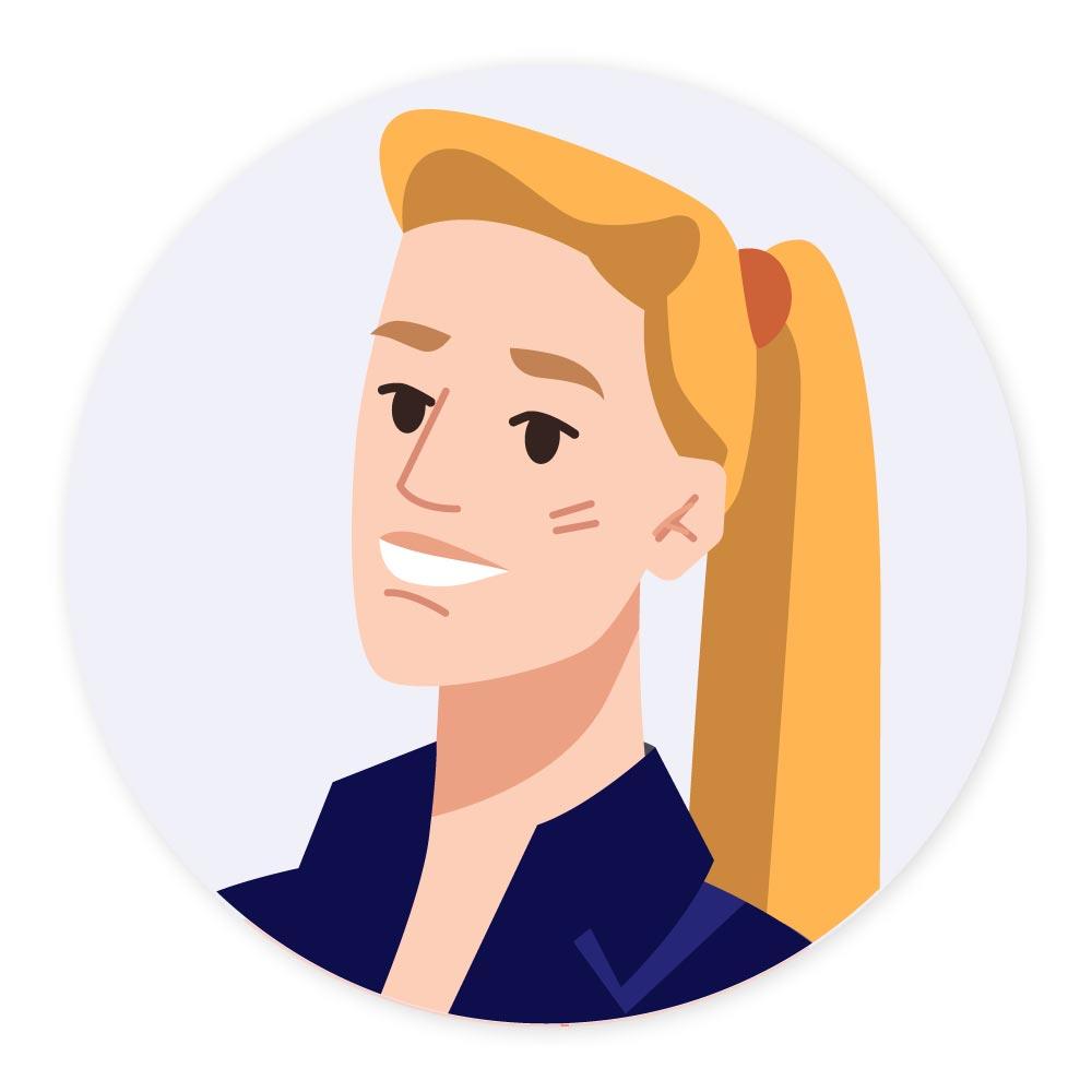 Pia Portrait
