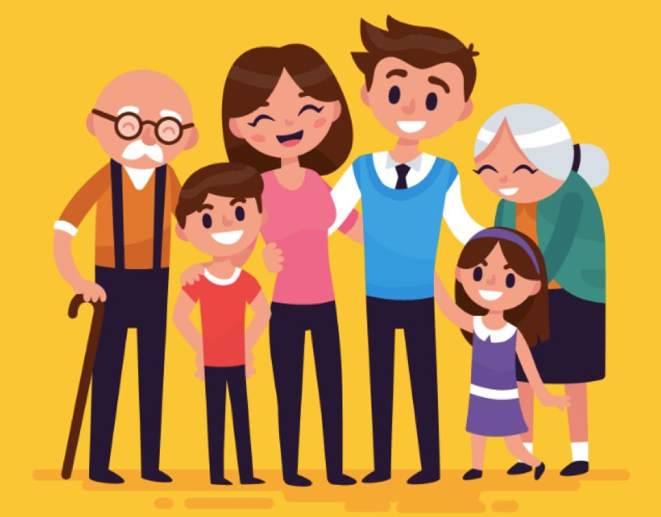 Les tendances du cercle familial en France