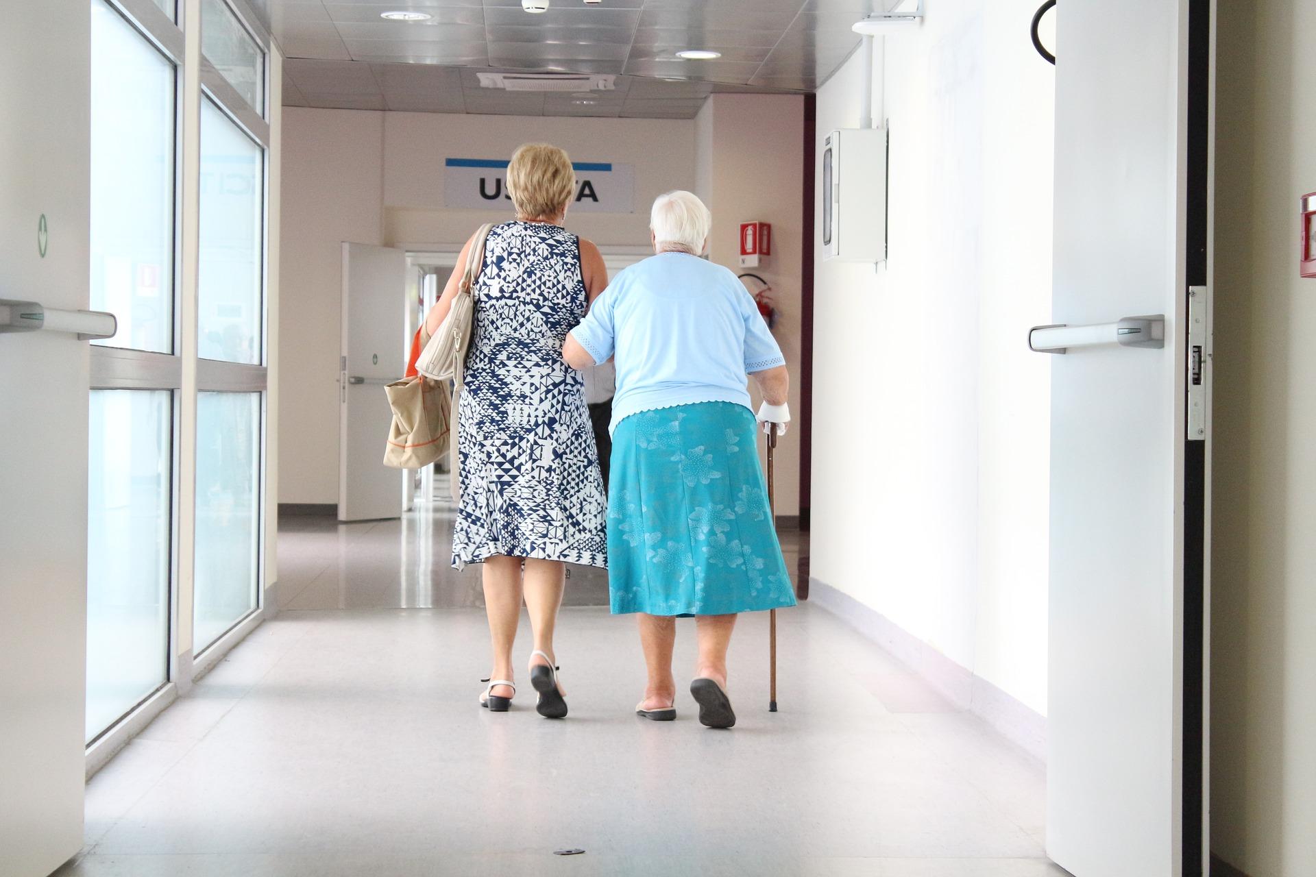 Sortie d'hospitalisation : la solution des Amis d'Hubert.