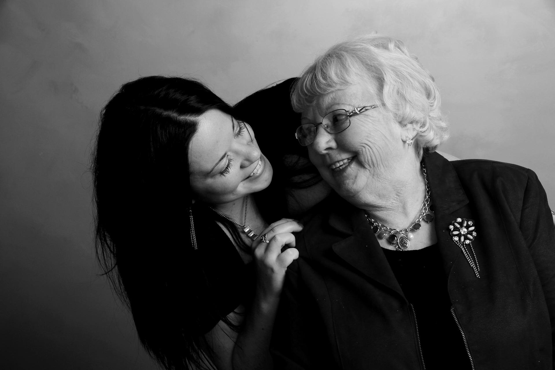 La fête des grands-mères, ce sera le 3 mars !