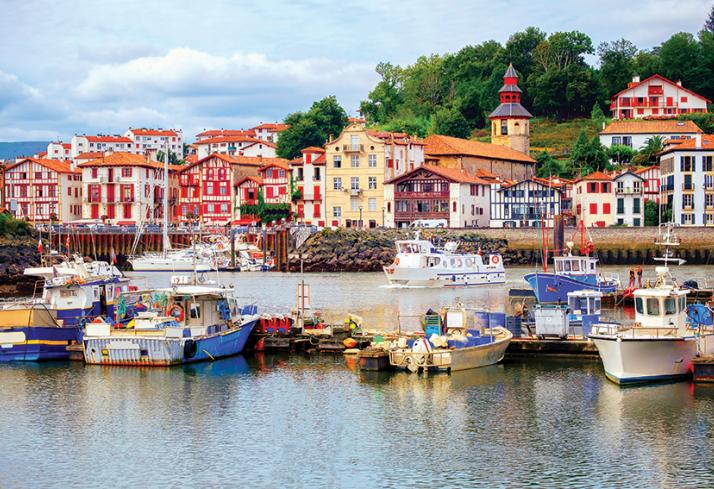Le Pays Basque : emmener ses résidents en voyage le temps d'une séance d'animation ensoleillée