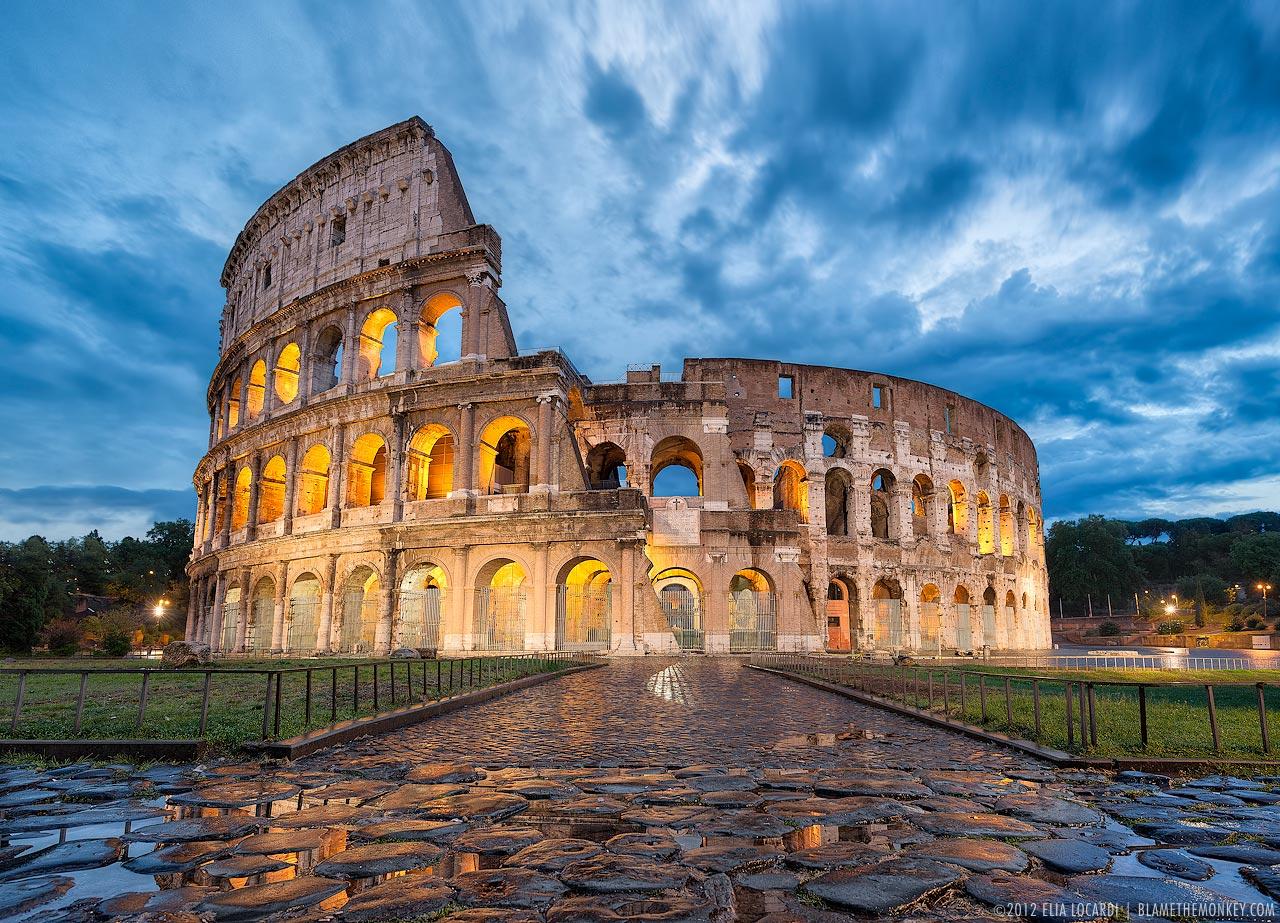 L'Italie : Voyager tout en restant assis !
