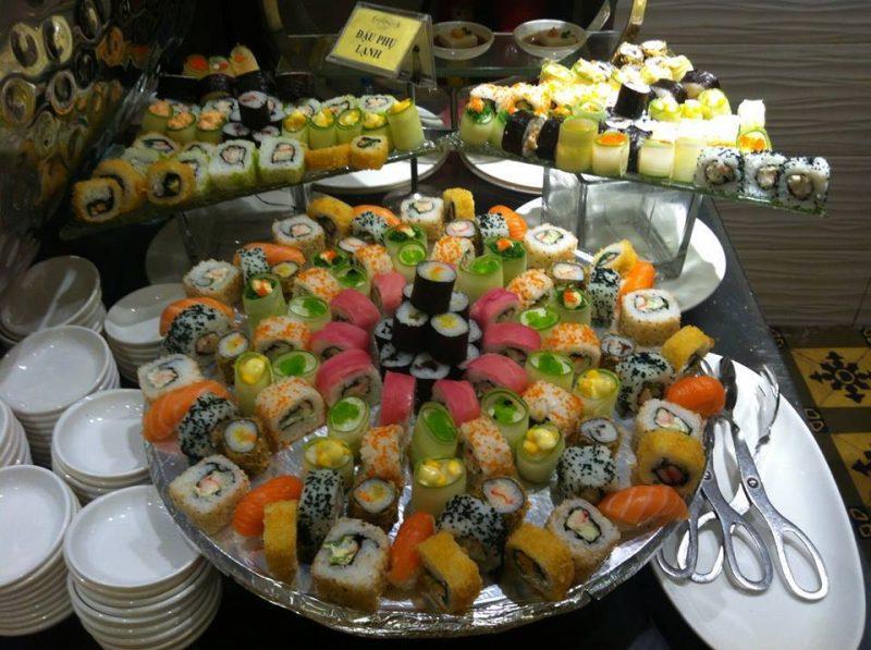 các nhà hàng buffet ở hà nội