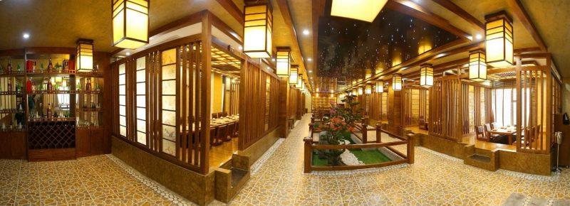 nhà hàng 5 sao ở hà nội