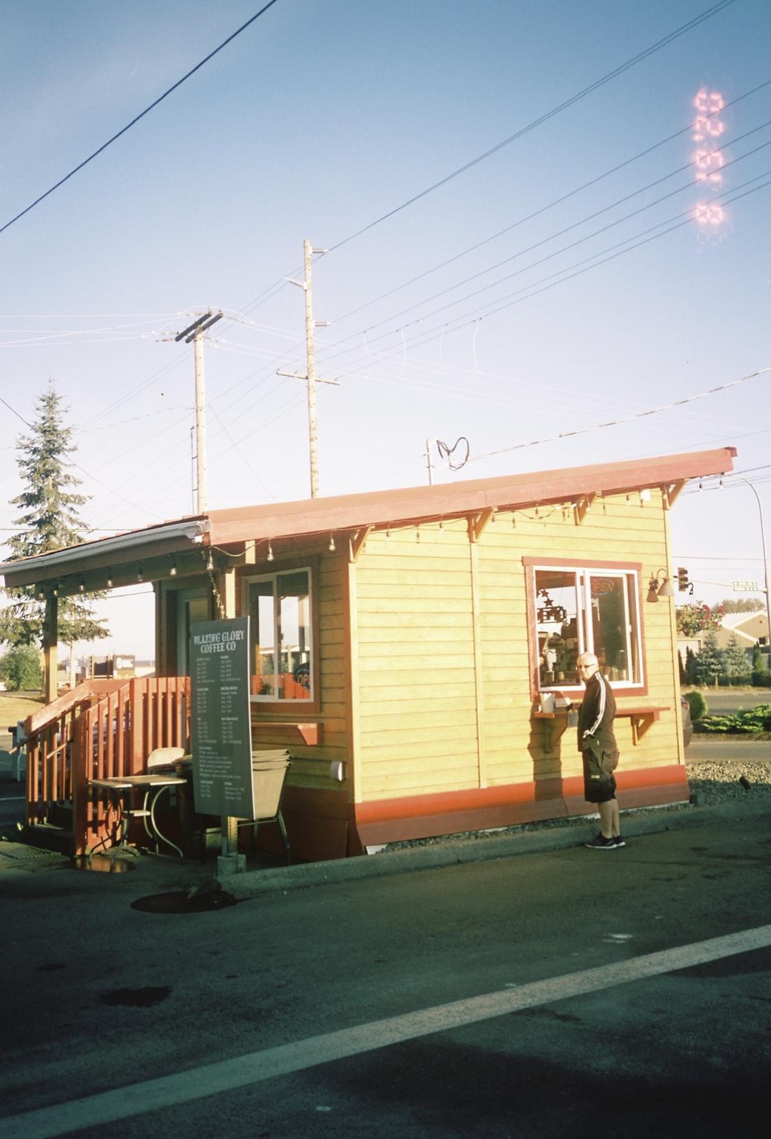 Paul Coffee Stand