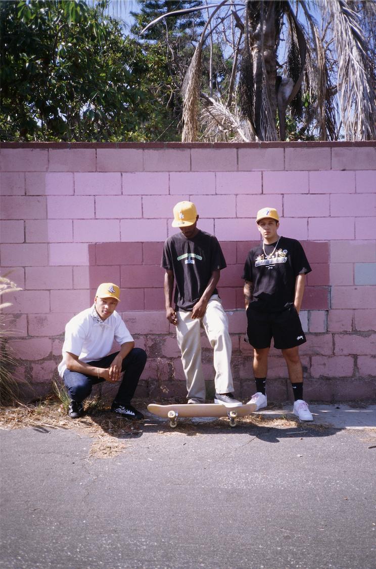 Pink Lemonade BTS