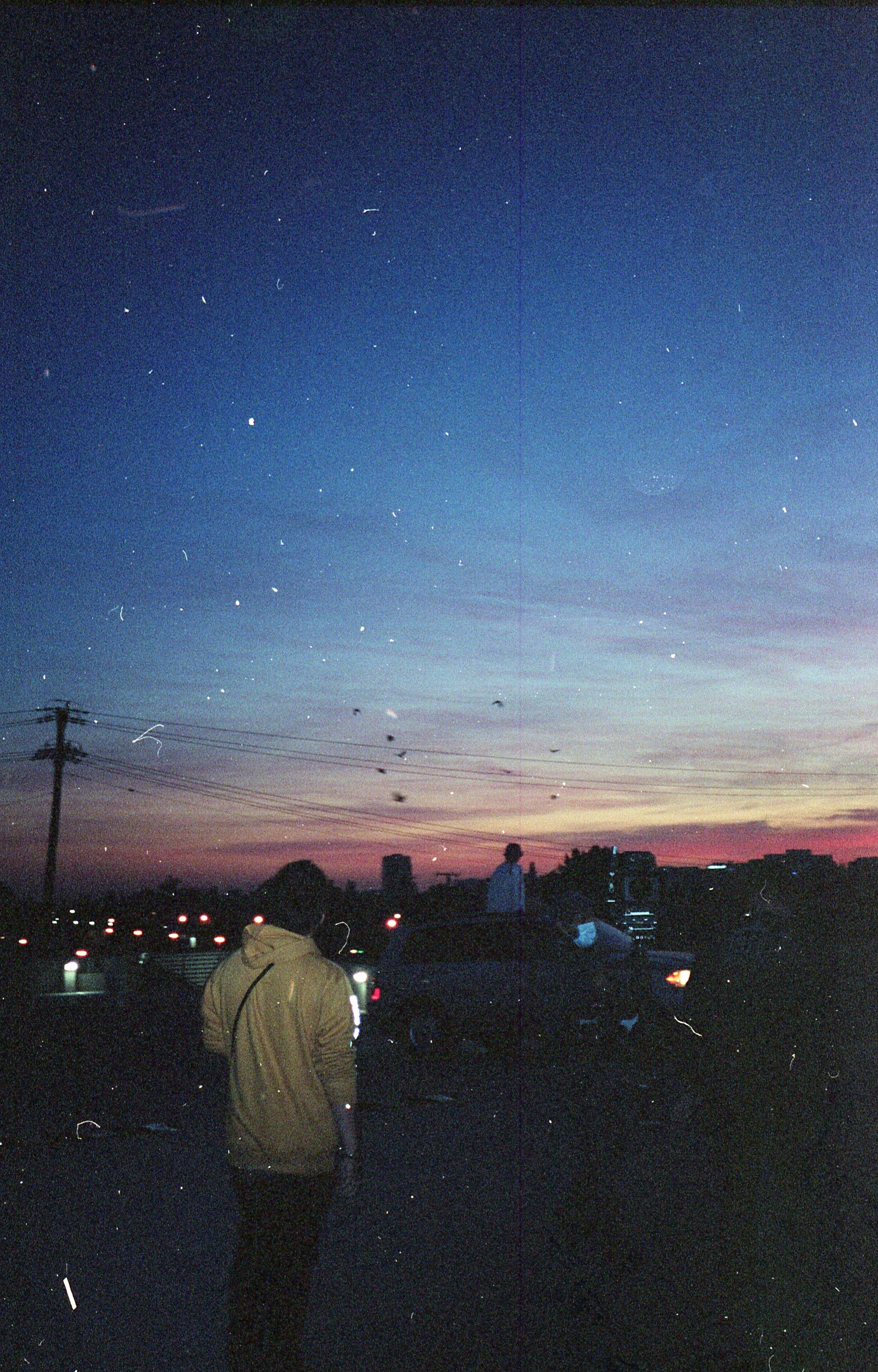 Genie Sunset