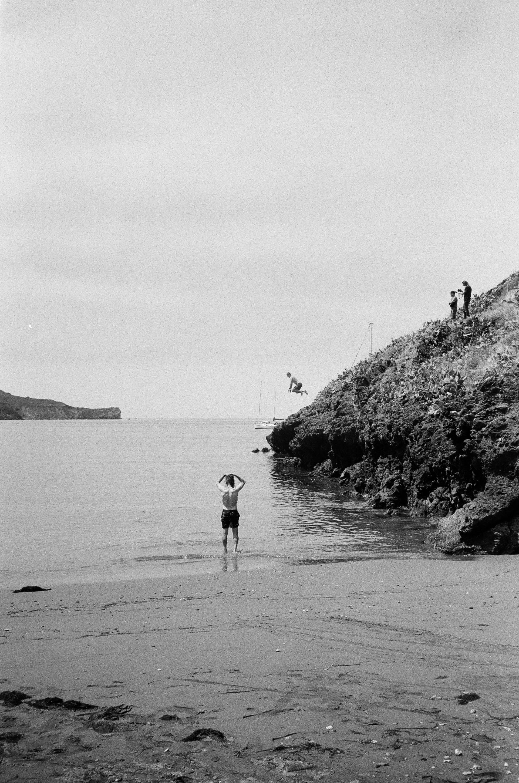 Cliff Jump Catalina