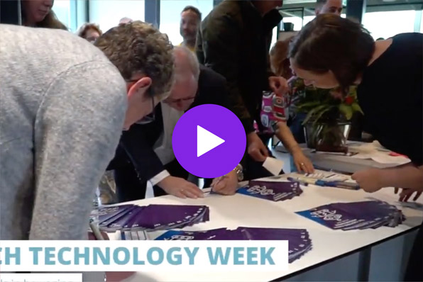 EDEX - Social Design Events -  TEC tasting technology week