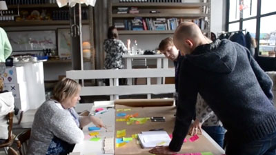 EDEX - Social Design Events -  Tzorg hackaton