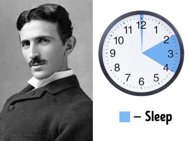 ngủ ít vẫn khỏe