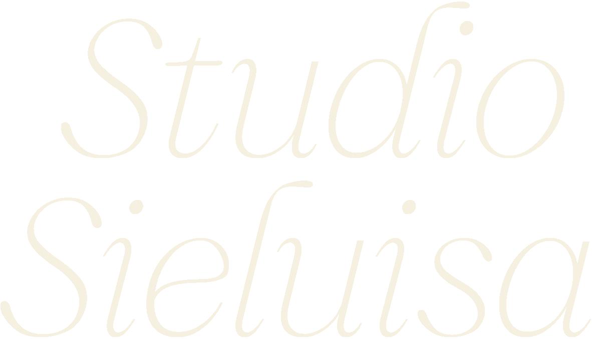 Studio Sieluisan tekstilogo