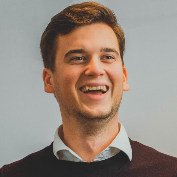 Niels Roelofs - Team member at Pulsed