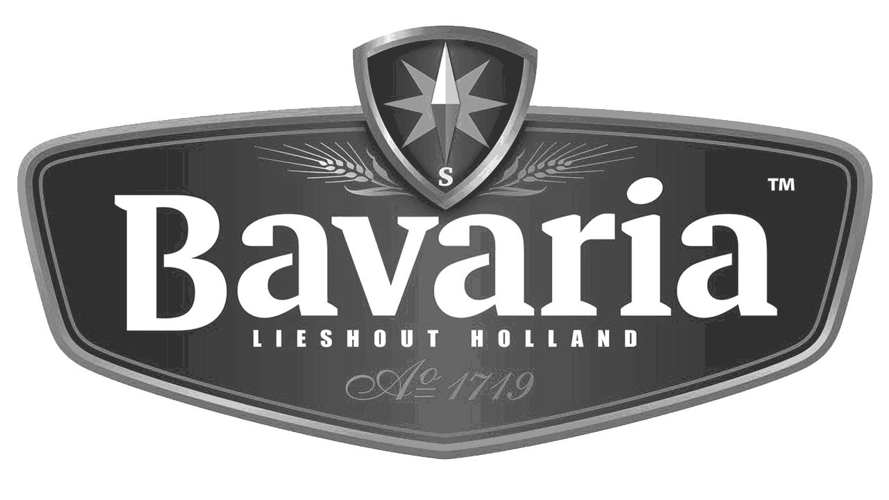 Bavaria black & white logo