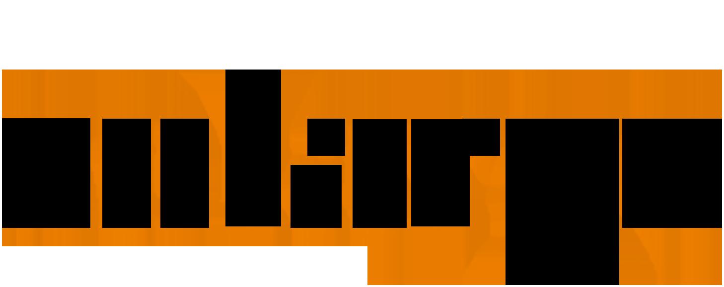 Solarge black & white logo