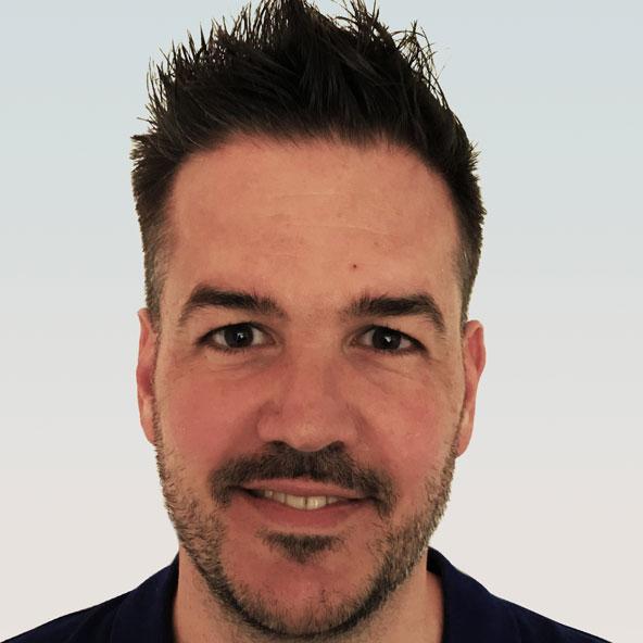 Adrian van den Broek - team member of Fontys Pulsed