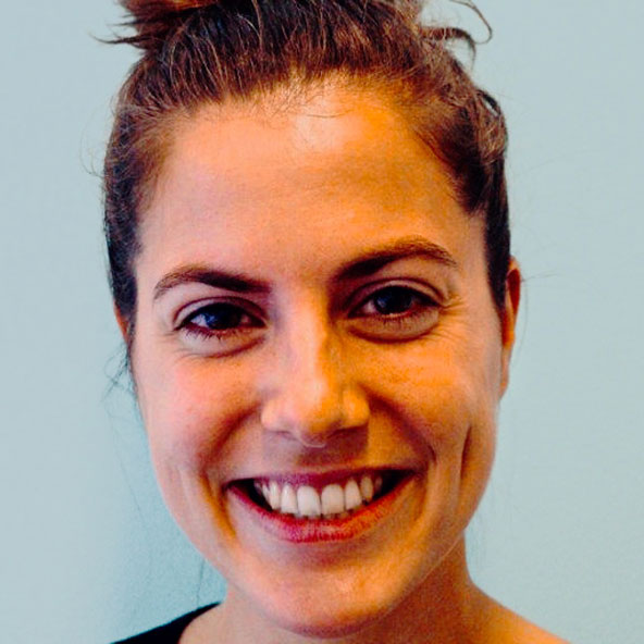 Sandra Bedaf - team member of Fontys Pulsed